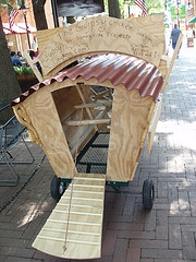 chicken coop craft mall