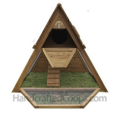 chicken coop image