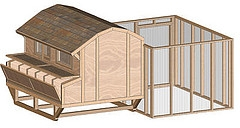 chicken coop images
