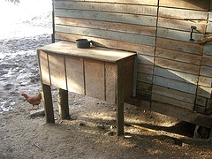 chicken coop nest box