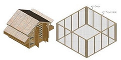 chicken coop plans easy