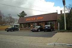 chicken coop restaurant michigan