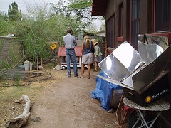 chicken coop tour tucson