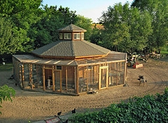 DIY Chicken Houses | eHow.com