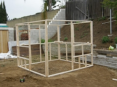 free backyard chicken coop plans