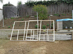 free chicken coop construction plans