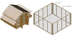 portable chicken coop building plans